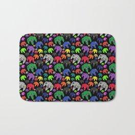 Nintendo 64 Flock of Controllers Bath Mat