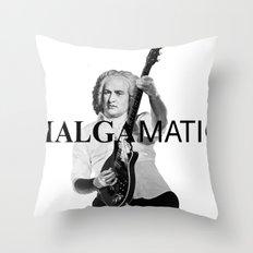 Amalgamation #3 Throw Pillow
