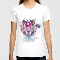 hero T-shirts featuring Hero by Saje Gary