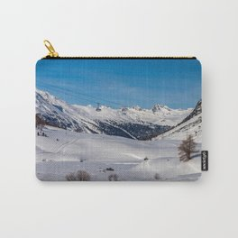 Cable Car. Carry-All Pouch