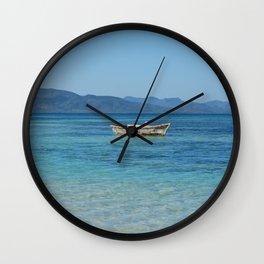 La Ensenada, Republica Dominicana Wall Clock