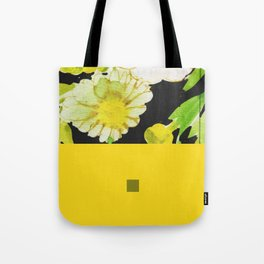 yellow&black 2 Tote Bag