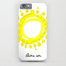 Shine on! Slim Case iPhone 6s