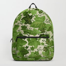 Winter Green Backpack