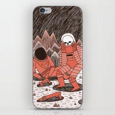 Death in Space iPhone Skin