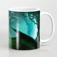 Aztec dragon (older work) Mug