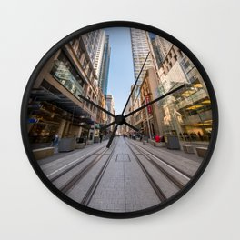 George Street, Sydney Wall Clock