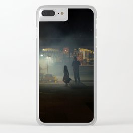 Halloween in Mexico Clear iPhone Case