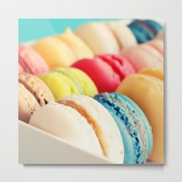 Delicious Colors Metal Print