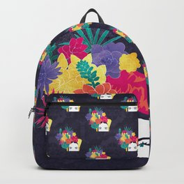 Succulent Eyes Backpack