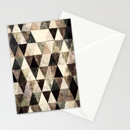 Abstract #365 Stationery Cards