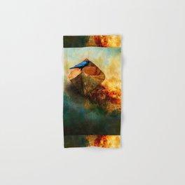 Beached Crow Hand & Bath Towel