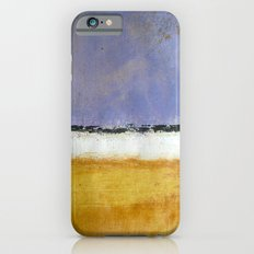 Mark Rothko Interpretation Acrylics On Paper iPhone 6s Slim Case