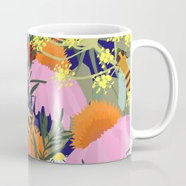 Aromatherapy for the Bees in Midnight Navy Coffee Mug