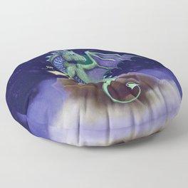 Dragon Star Floor Pillow