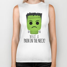 What A Pain In The Neck! Biker Tank