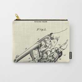 Revolving Fire Arm-1901 Carry-All Pouch