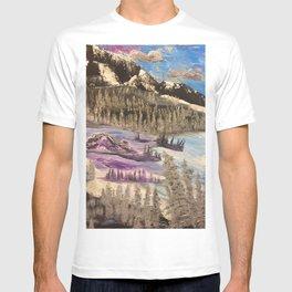 The valley below T-shirt