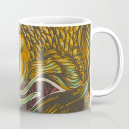 Japanese Fish Coffee Mug