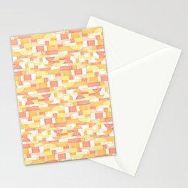 Orangeometries #society6 #pattern Stationery Cards