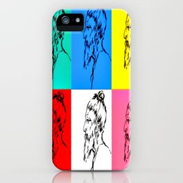 Lalon iPhone Case
