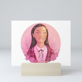 Lara Jean Mini Art Print