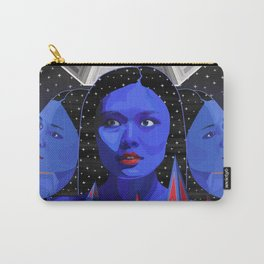 Satellite City Carry-All Pouch
