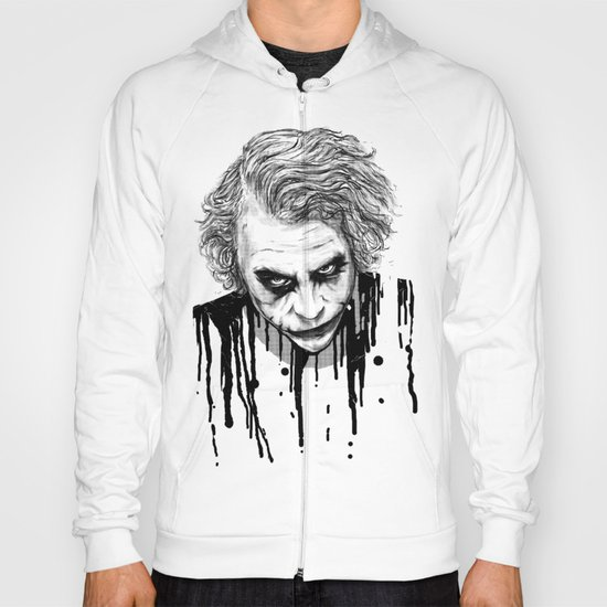 The Joker Hoody