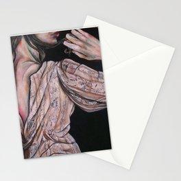 El miedo Stationery Cards