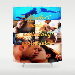 Kalagang - Miracle Shower Curtain