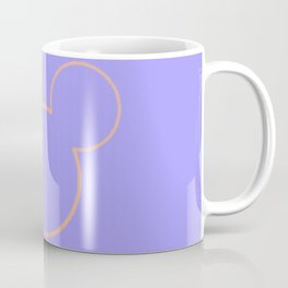 Purple Mouse Coffee Mug