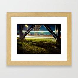 In Numbers  Framed Art Print