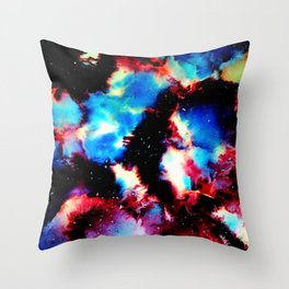Contrasts of the Soul Throw Pillow