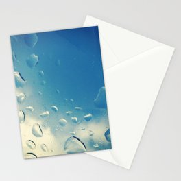 Morning mildew Stationery Cards