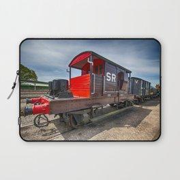 Pill Box Brake Van Laptop Sleeve