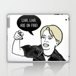 Liar Liar Laptop & iPad Skin
