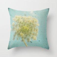 Ethereal Throw Pillow