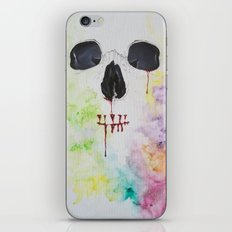 A beautiful array of something gone wrong iPhone & iPod Skin