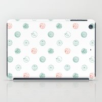 insects iPad Cases featuring Insects Flight by Julia Kisselmann