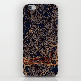 Bristol iPhone Skin
