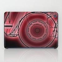 neon iPad Cases featuring Neon by Fernando Vieira