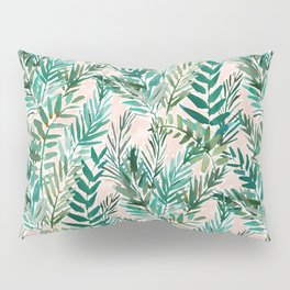 LUSH BLUSH Sunset Palms Pillow Sham