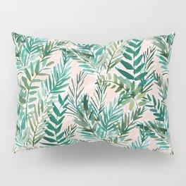 LUSH BLUSH Sunset Palms Pillow Sham