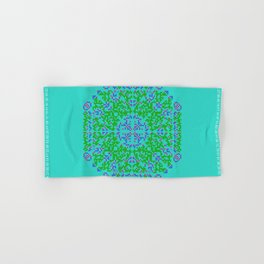 "CA Fantasy ""For Tiffany color"" series #5 Hand & Bath Towel"