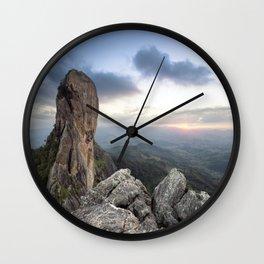 Southern Summer Wall Clock
