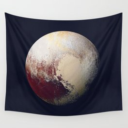 Pluto Wall Tapestry