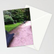 Paris Jardin du Luxembourg Stationery Cards