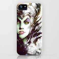 Maleficent iPhone (5, 5s) Slim Case