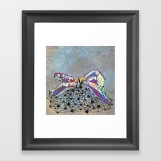 the Weaver2 Framed Art Print