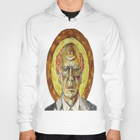 larry Hoodies featuring Larry David by Carson Kaiser